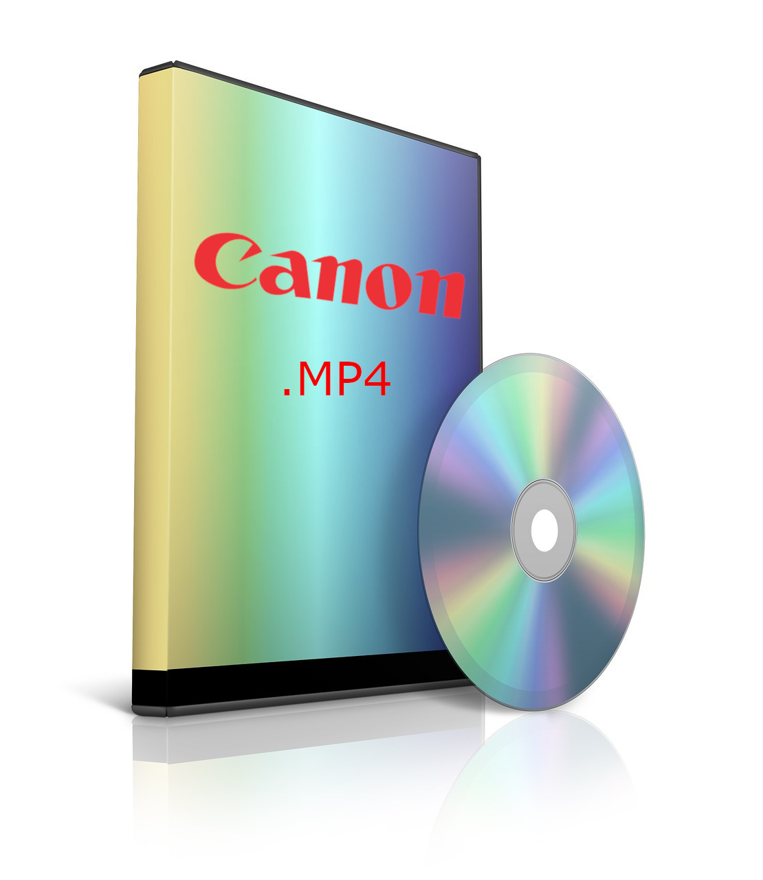 Canon  MP4 Video Footages Data Recovery Software
