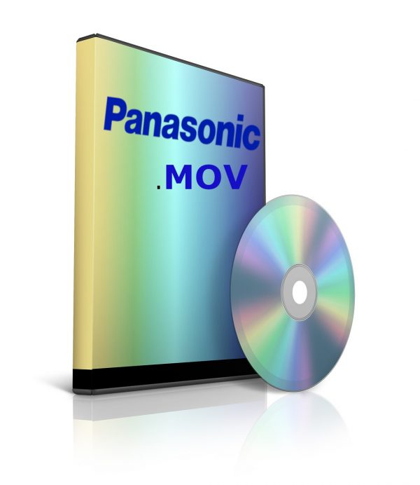 Panasonic MOV Video Recovery Software